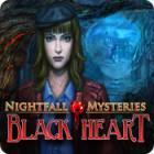 Nightfall Mysteries: Black Heart oyunu