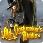 Old Clockmaker's Riddle oyunu