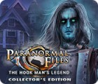 Paranormal Files: The Hook Man's Legend Collector's Edition oyunu