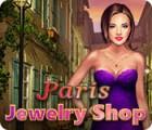 Paris Jewelry Shop oyunu