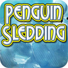 Penguin Sledding oyunu