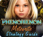 Phenomenon: Meteorite Strategy Guide oyunu