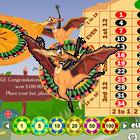 Prehistoric Roulette oyunu