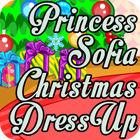 Princess Sofia Christmas Dressup oyunu