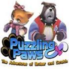 Puzzling Paws oyunu