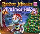 Rainbow Mosaics 10: Christmas Helper oyunu