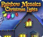 Rainbow Mosaics: Christmas Lights oyunu