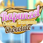 Rapunzel Cooking Homemade Chocolate oyunu