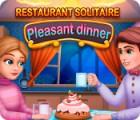 Restaurant Solitaire: Pleasant Dinner oyunu