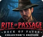 Rite of Passage: Deck of Fates Collector's Edition oyunu