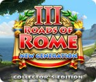 Roads of Rome: New Generation III Collector's Edition oyunu
