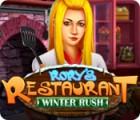 Rory's Restaurant: Winter Rush oyunu