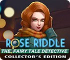 Rose Riddle: The Fairy Tale Detective Collector's Edition oyunu