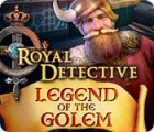 Royal Detective: Legend of the Golem oyunu