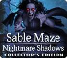Sable Maze: Nightmare Shadows Collector's Edition oyunu