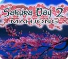 Sakura Day 2 Mahjong oyunu