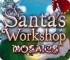 Santa's Workshop Mosaics oyunu