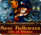 Save Halloween: City of Witches oyunu