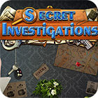 Secret Investigation oyunu