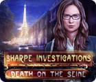 Sharpe Investigations: Death on the Seine oyunu