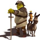 Shrek: Concentration oyunu