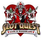 Slot Quest: Alice in Wonderland oyunu