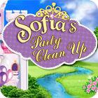 Sofia Party CleanUp oyunu