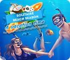 Solitaire Beach Season: A Vacation Time oyunu