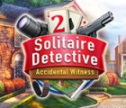 Solitaire Detective 2: Accidental Witness oyunu