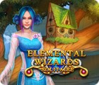Solitaire: Elemental Wizards oyunu