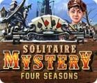 Solitaire Mystery: Four Seasons oyunu