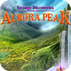 Strange Discoveries: Aurora Peak Collector's Edition oyunu