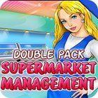 SuperMarket Management Double Pack oyunu