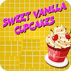 Sweet Vanilla Cupcakes oyunu