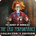 The Agency of Anomalies: The Last Performance Collector's Edition oyunu