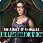 The Agency of Anomalies: The Last Performance oyunu