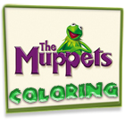 The Muppets Movie Coloring oyunu