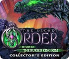 The Secret Order: Return to the Buried Kingdom Collector's Edition oyunu