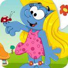 The Smurfs Smurfette Dressup oyunu