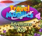 Travel Mosaics 4: Adventures In Rio oyunu