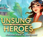 Unsung Heroes: The Golden Mask Collector's Edition oyunu