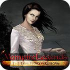 Vampire Legends: The True Story of Kisilova Collector's Edition oyunu