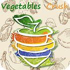 Vegetable Crush oyunu