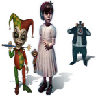 Weird Park: Scary Tales oyunu