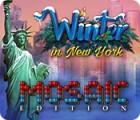 Winter in New York Mosaic Edition oyunu