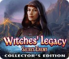 Witches' Legacy: Secret Enemy Collector's Edition oyunu