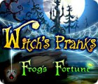 Witch's Pranks: Frog's Fortune oyunu