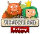 Wonderland Mahjong oyunu