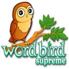 Word Bird Supreme oyunu