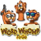 Word Whomp To Go oyunu